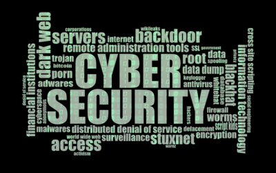 It's OK to talk about cyber security!