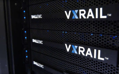 Transform your IT infrastructure and make it future proof with VxRail