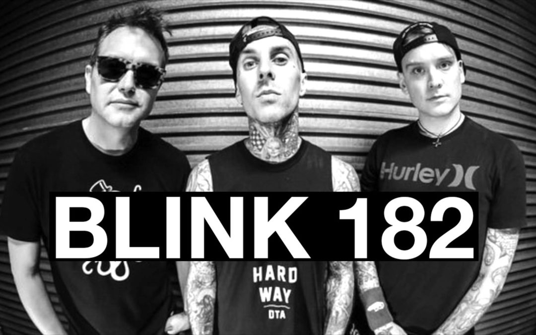 Blink-182 fan? Time for a new password