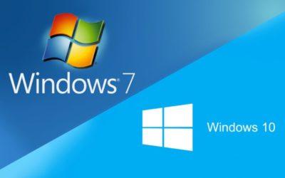 RIP Windows 7 – January 14th, 2020