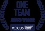 Vocus Award