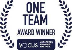 Vocus One Team Award 2019