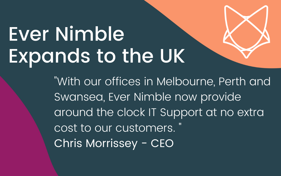 Ever Nimble Expands to the UK