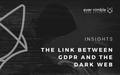 The Link Between GDPR and the Dark Web