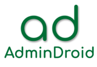 Admin Driod