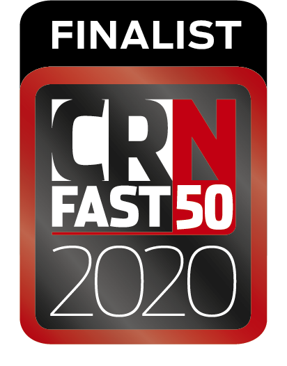 CRN Fast 50 Finalist 2020